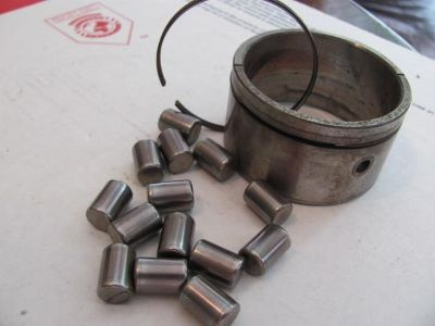 Purchase Force 40/50 Hp. Crankshaft Main Bearing 827995A1 motorcycle in Young Harris, Georgia, US, for US $70.00