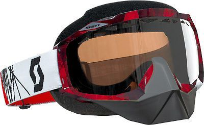 Find Scott Hustle Snowcross Goggles 217784-2913015 motorcycle in Lee's Summit, Missouri, United States, for US $100.00