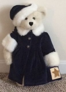 Boyd s Girl Plush Bear