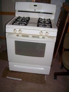 "30"" KENMORE GAS OVEN/RANGE and 24"" FRIGIDAIRE BUILT-IN DISHWASHER (STANDARD)"