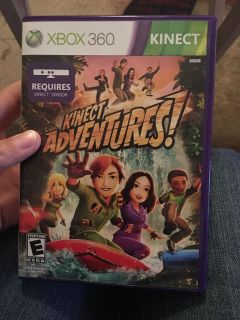 Xbox 360 Kinect adventure! - ppu (near old chemstrand & 29) or PU @ the Marcus Pointe Thrift Store (on W st)