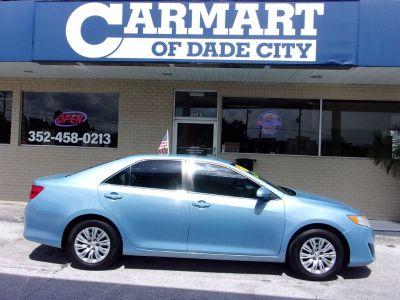 2012 Toyota Camry L (Blue (Light))
