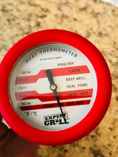 IN SP HILLlarge NWOT Meat Thermometer Grilling, cooking