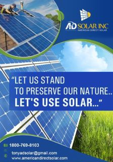 Solar panel at affordable prices