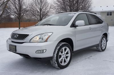 2009 Lexus RX 350 AWD ONE OWNER NAVIGATION MOONROOF