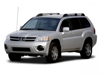 2008 Mitsubishi Endeavor LS (Red)