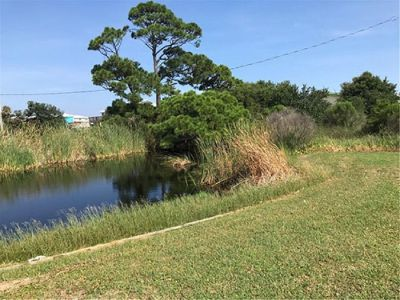Beautiful Bayfront Lot on Fort Morgan, Gulf Shores