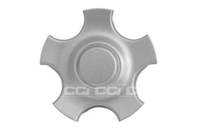 Sell CCI IWCC3384S - 00-07 Ford Taurus Silver ABS Plastic Center Hub Cap (4 Pcs Set) motorcycle in Tampa, Florida, US, for US $47.22
