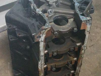 Mopar Mega Block. Steel.Wedge head pattern. Low miles.