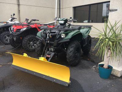 2017 Yamaha Motor Corp., USA Kodiak 700 EPS Utility ATVs North Mankato, MN