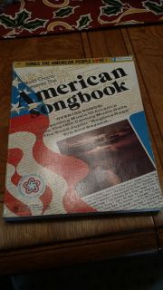 American Song Book Piano Music