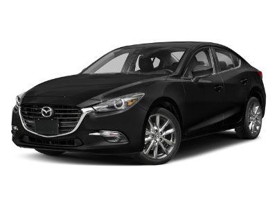 2018 Mazda MAZDA3 4-Door Grand Touring (Jet Black Mica)