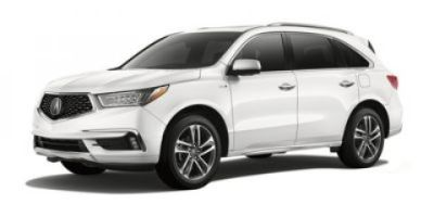 2017 Acura MDX Base w/Advance w/RES ()