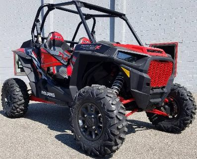$25,999, 2018 Polaris RZR XP Turbo EPS Dynamix Edition RZR Xtreme Performance