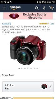 For Trade: Samsung camera