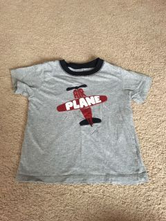 3t airplane shirt
