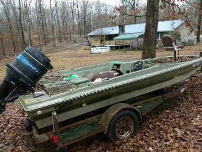 1978 Bass Boat
