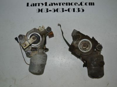 Sell 1959-62 Cadillac and Others: Windshield Wiper Motor Assembly (2) motorcycle in Mount Pleasant, Texas, United States, for US $95.00