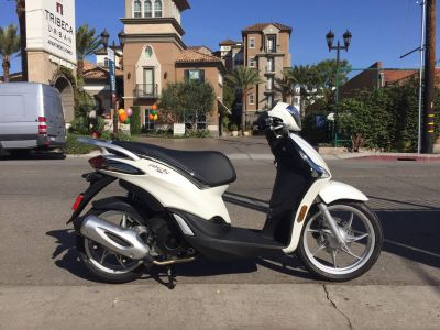 2019 Piaggio Liberty 150 Scooter Marina Del Rey, CA