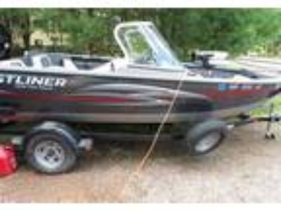 2012 Crestliner 1650-Fishhawk Power Boat in Hayward, WI