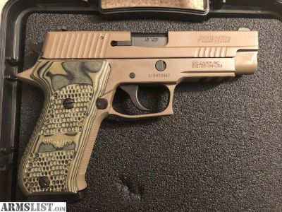 For Sale: Sig P220 Scorpion Elite