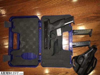 For Sale/Trade: Smith & Wesson M&P40 Pro Series w Night Sights