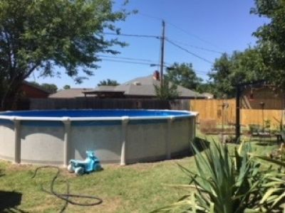 "24' x 48"" Above Ground Pool (Hampton)"