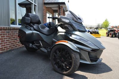 2018 Can-Am Spyder RT Limited Trikes Motorcycles Grantville, PA