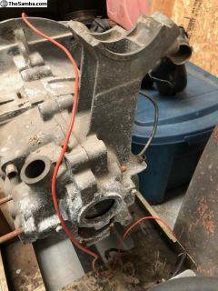 55 engine case 1-1079174