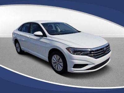 2019 Volkswagen Jetta (PURE WHITE)