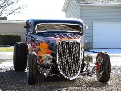 1934 FORD Coupe ONE Of a KIND