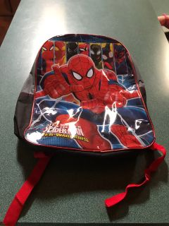 Boys backpack $1 w other purchase