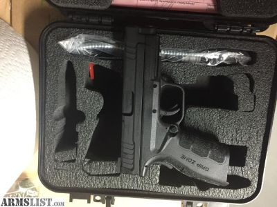 For Sale: Springfield XD Mod 2 9mm Full size