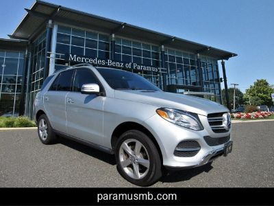 2016 Mercedes-Benz M-Class ML350 4MATIC (Iridium Silver Metallic)