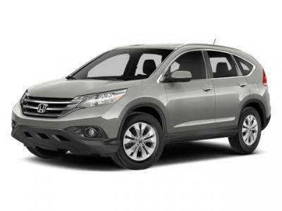 2014 Honda CR-V EX-L (White)