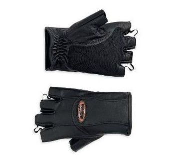 Purchase Harley-Davidson Women's Classica Fingerless Gloves-98304-12VW motorcycle in Lebanon, Missouri, United States, for US $16.00