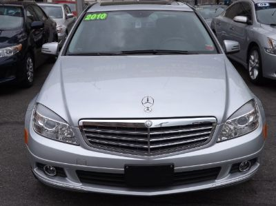 2010 Mercedes-Benz C-Class C300 4MATIC Sport (Palladium Silver Metallic)