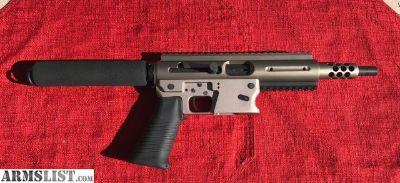 For Sale: TNW Aero Survival Pistol 9mm ASP Glock Mag