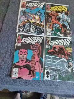 DareDevil comics $2 each