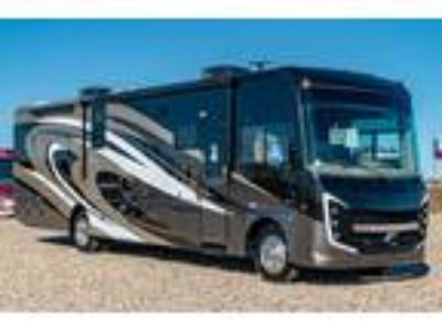 2019 Entegra Coach Emblem 36U Bath & 1/2 Luxury RV W/Table & Chairs