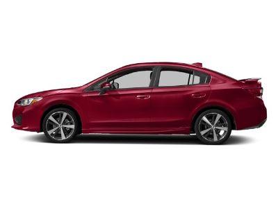 2018 Subaru Impreza Sport (Lithium Red Pearl)