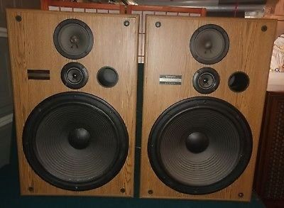 Pioneer CS-G404 House Speakers