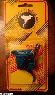 For Sale: Timney Trigger 2 stage for Remington 700