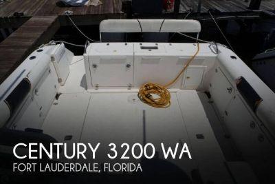 2001 Century 3200 WA