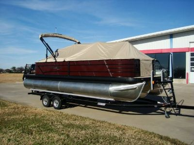 2019 Sweetwater SW2486 CC Pontoon Boats Lewisville, TX