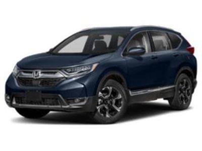 2019 Honda CR-V Touring (Blue)