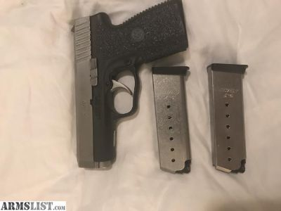 For Sale/Trade: Kahr CW9