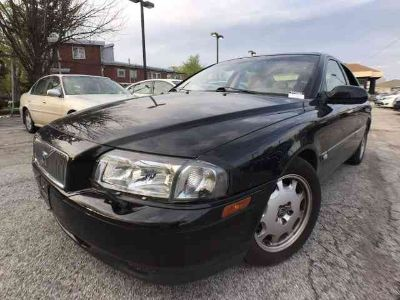 2002 Volvo S80 4DR SDN 2.9 AT