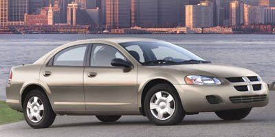 2006 Dodge Stratus SE Plus (Bright Silver Clearcoat Metallic)