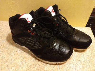 AND 1 high top sneaker tennis shoe size 8.5
